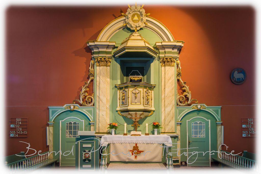 Kirchenaltar